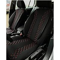 Wymiary Pokrowce na siedzenia kompatybilne z VW T-Roc kierowcy i pasażera od 2017 Numer koloru: N302