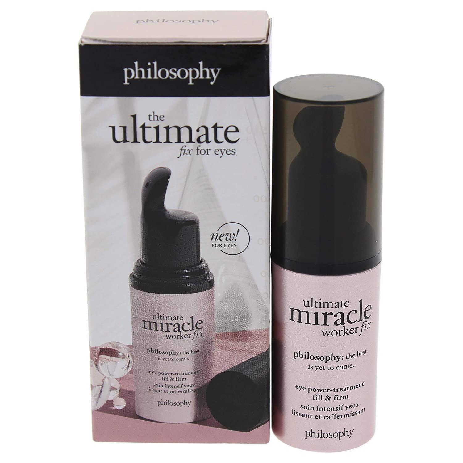 Ultimate Miracle Worker Fix Eye Power-Treatment, 0.5-oz.