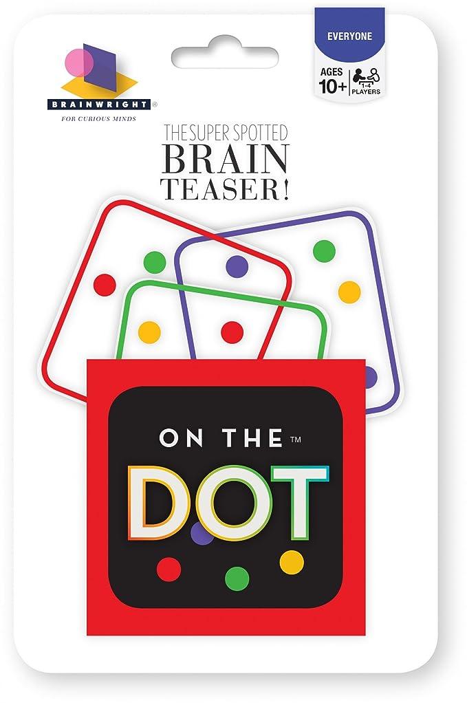 brainwright sur le puzzle à pois