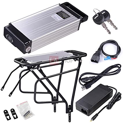 Amazon.com: megabrand 36 V 14 Ah Electric Bicycle rack de ...