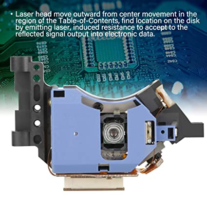 KHM-313AAA Cabezal /único DVD//CD multifunci/ón Recogida /óptica Cabezal de lente l/áser Pieza de reparaci/ón de repuesto