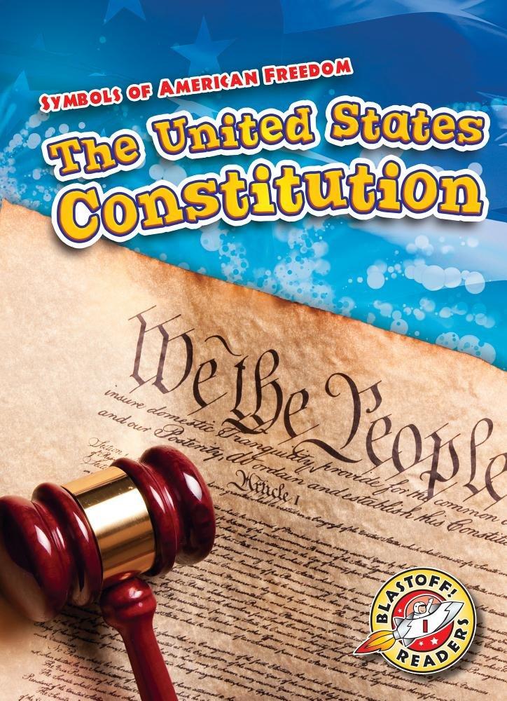The United States Constitution Symbols Of American Freedom Mari C