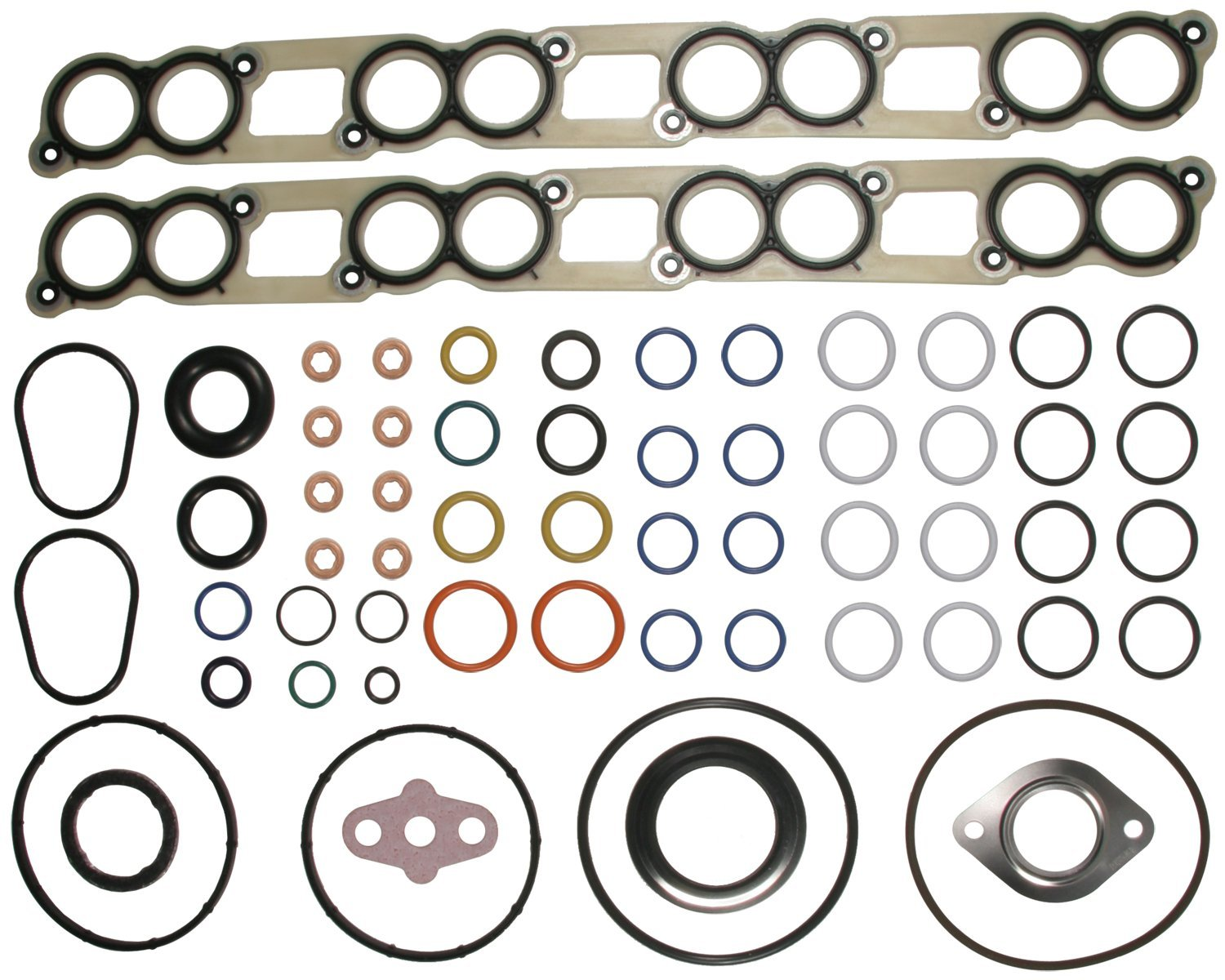 MAHLE Original MIS19311 6.0L/6.4L Power Stroke EGR Cooler Intake Gasket Set