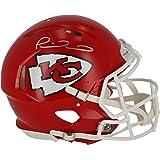 Autographed Patrick Mahomes Helmet - Speed Authentic Fanatics - Fanatics Authentic Certified - Autographed NFL Helmets
