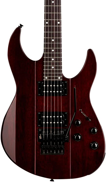Line 6 - Jtv-89f roja guitarra electrica