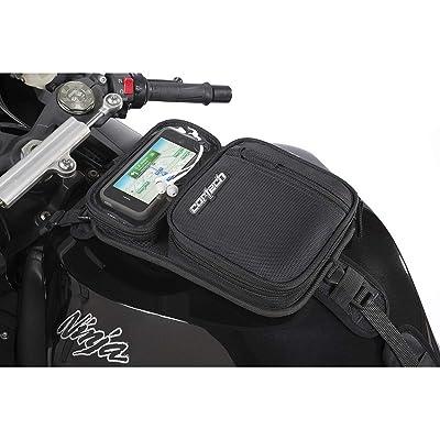 Cortech 8225-2405-00 Micro 2.0 Motorcycle Tank Bag, Black: Automotive [5Bkhe0800014]