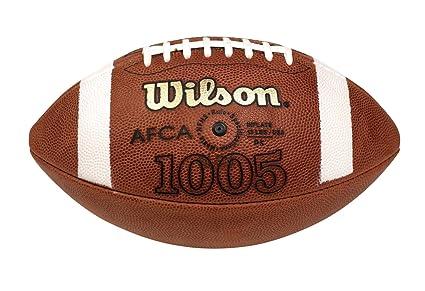 Piel balones - Wilson 1001 TDS Reglamento: Amazon.es: Oficina y ...
