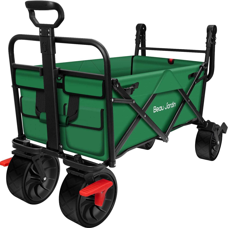 Beau Jardin Folding Wagon