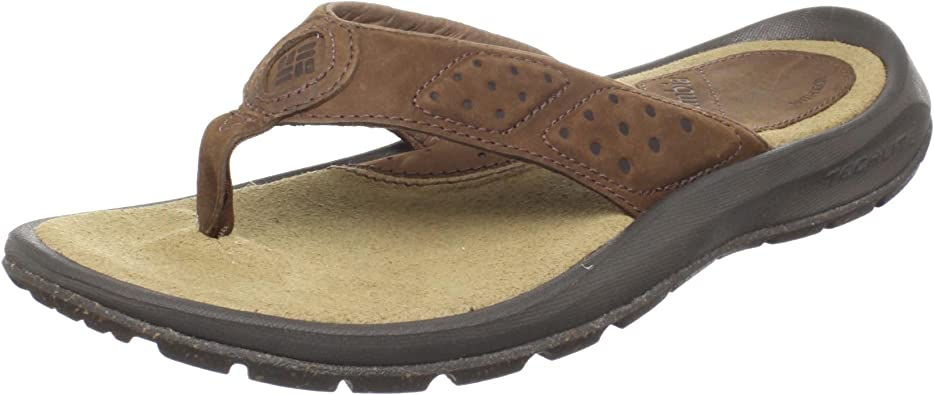 Sandales Bout Ouvert Homme Columbia