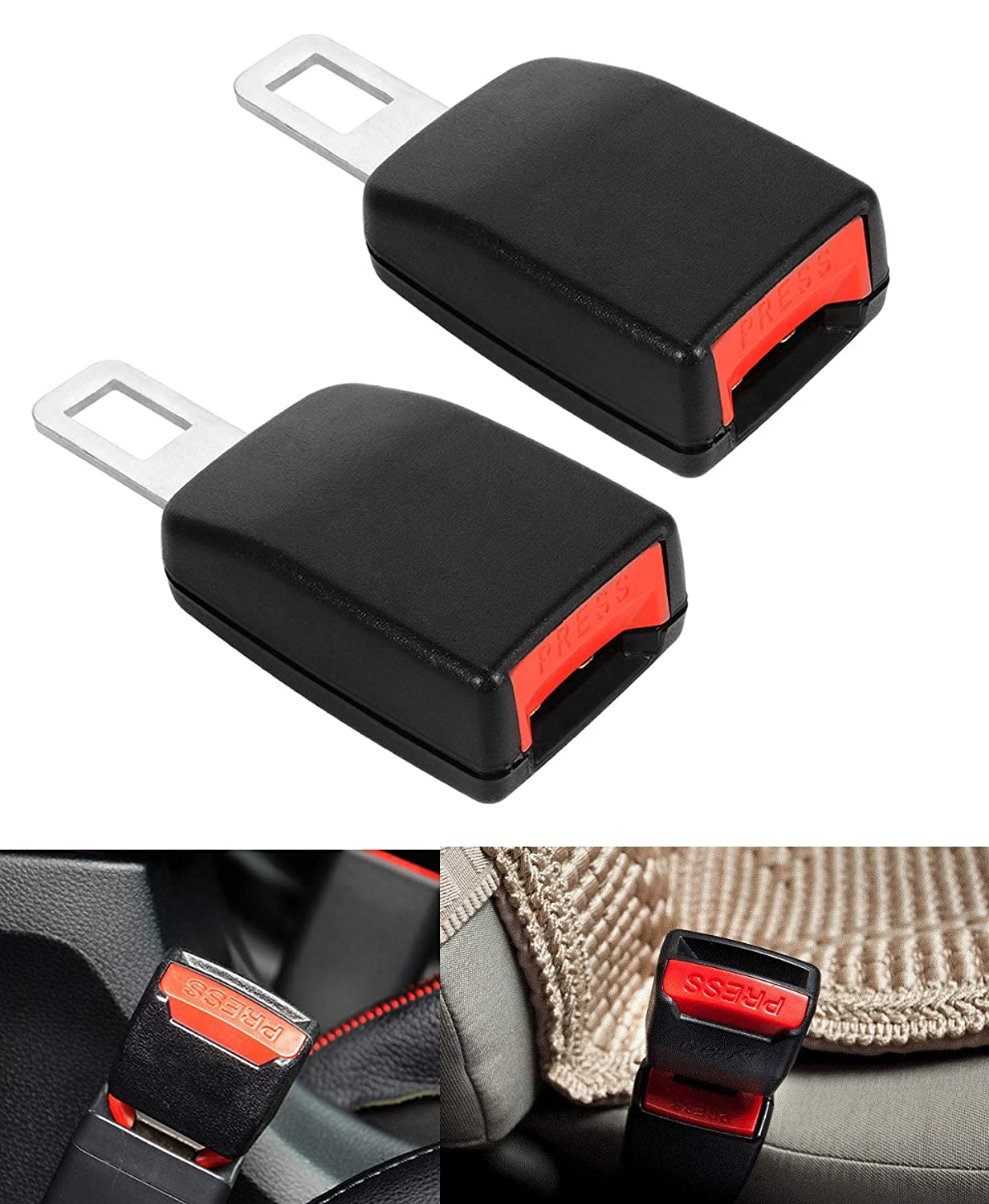 Seat Belt Extender for 2005 Toyota Camry Front Seats E4 Safe