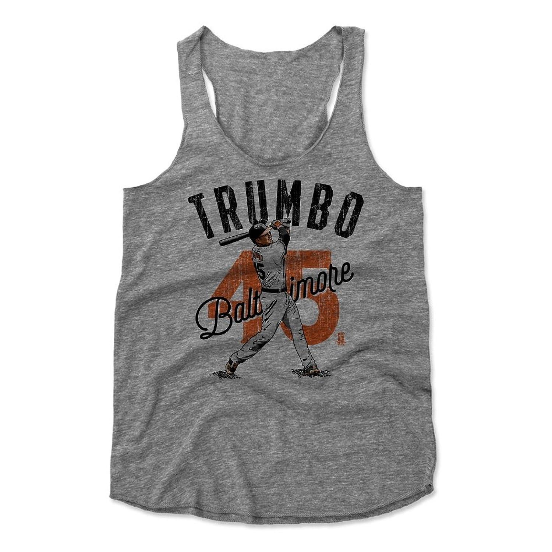 Mark Trumbo Arch K Baltimore Women's Tank Top