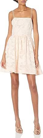 Keepsake the Label Women's Offset Fit & Flare Babydoll Dress