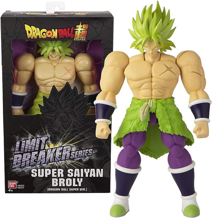 Dragon Ball Super Broly Super Saiyan Version B Action Figure 33cm BANDAI