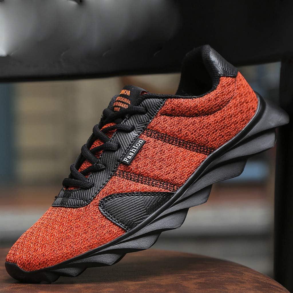 Darringls Zapatillas de Deporte, Hombres Mujer Zapatillas Calzado Deportivo Moda Casual Zapatos Tendencia Zapatillas Deportivas Zapatillas Deportivas Transpirables Fitness Casual: Amazon.es: Ropa y accesorios