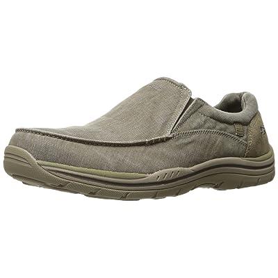 Skechers USA Men's Expected Avillo Relaxed-Fit Slip-on Loafer