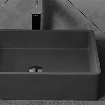 Amazoncom Bathroom Sinks Washbasin Above Counter Basin Rectangular