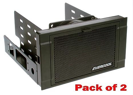 amamax Evercool HD-ar-b (Pack de 2) Dual 5,25 en. Bahía de la ...
