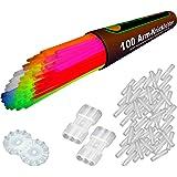 KnickLichter.com 100 Premim -  100 luci chimiche, 7 colori diversi