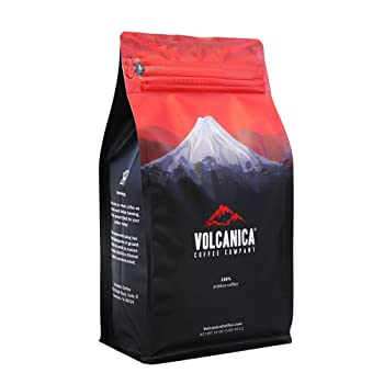 Volcanica Extra Fancy 100% Pure Kona Coffee