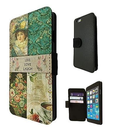 custodia iphone 8 plus love laugh live