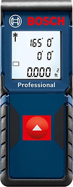 Bosch GLM165-10 Laser Measure Review