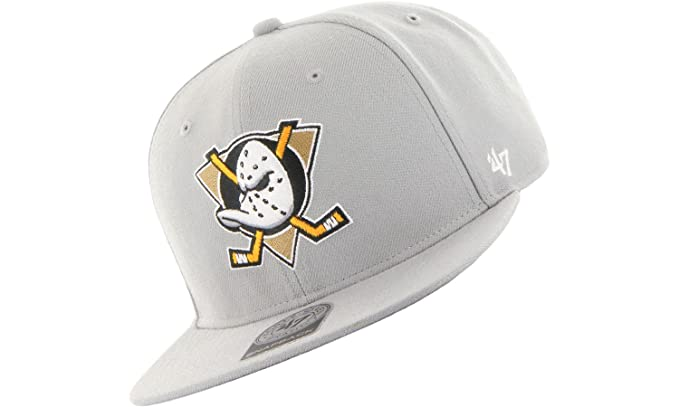 competitive price beff1 50b7e ... best price 47 brand sure shot mighty ducks cap grey c0dbf 30b63