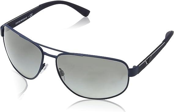 TALLA 64. Emporio Armani Gafas de sol Unisex Adulto