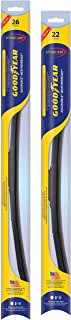 product image for Goodyear Assurance WeatherReady Wiper Blades, 26 Inch & 22 Inch