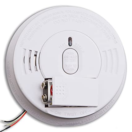 kidde i12060 smoke alarm spring load hush replaces 1276 2 pack rh amazon com kidde smoke detector 1276 manual kidde smoke alarm model 1276 manual