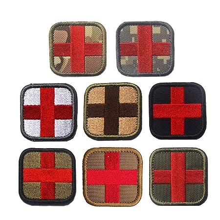 Yuqianqian Patch Sticker Cute DIY Ropa Parches 8 UNIDS Rescate ...