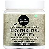 Urban Platter Pure Erythritol Powder with Natural Zero Calorie Sweetener, 450g