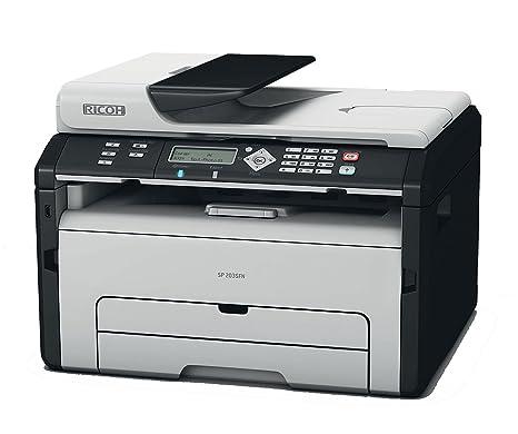 Ricoh Aficio SP204SN MFPB - Impresora multifunción láser ...