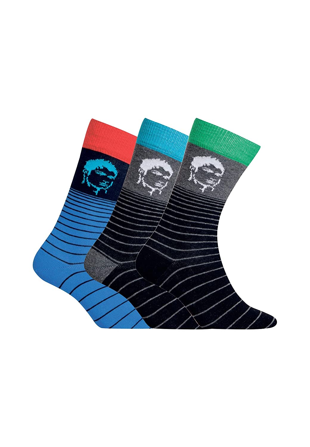 65f4f8f5377 CR7 Cristiano Ronaldo - BOYS - socks for boys - 3-Pack - Available in  different sizes and designs