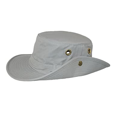 6419fd2635e Image Unavailable. Image not available for. Color  Tilley T3 Snap-Up Hat ...
