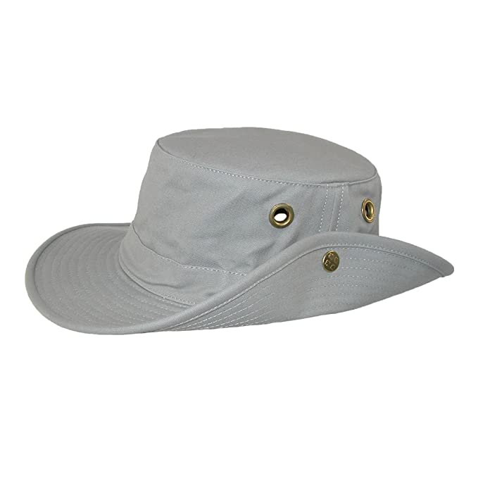 Image Unavailable. Image not available for. Color  Tilley T3 Snap-Up Hat ... 97c6f06205d1