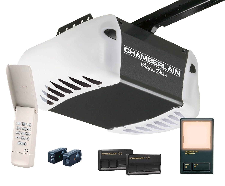 chamberlain whisper drive garage door openerChamberlain WD822KCD Whisper Drive 12 HP Belt Drive Tools  Home