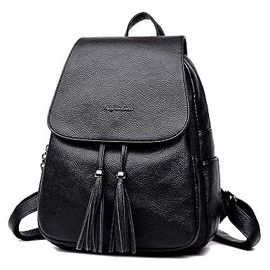 30725e56a71 Women's Backpack Handbags Rucksack Shoulder Bags PU Leather Mini Kawaii