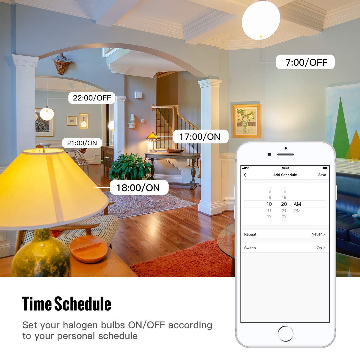 Amazon.com: GU10 Halogen Bulbs - Aoycocr 5W LED Light Bulbs ...