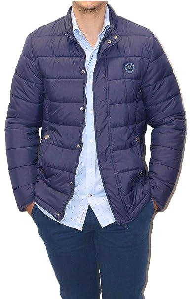 MAKARTHY - Chaqueta Ultralight Hombre Color: 369 Blue Talla: Size S