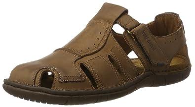 f94c89e26f119 Josef Seibel Paul 15, Men's Open Toe Sandals: Amazon.co.uk: Shoes & Bags