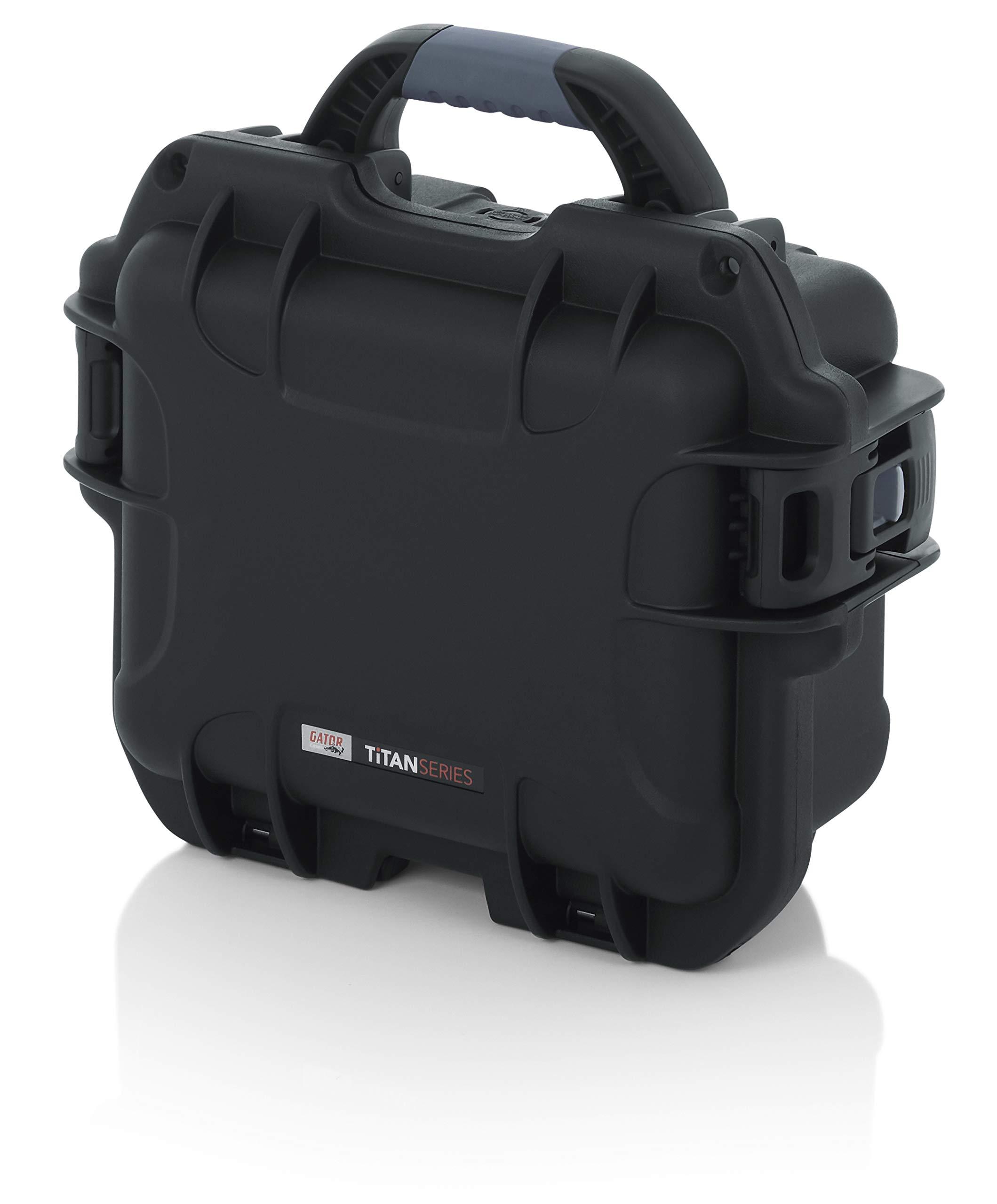 Gator Cases Titan Series Water Proof Case for Wireless Mic Systems; Fits Sennheiser EW ENG (GU-MIC-SENNEW-1)