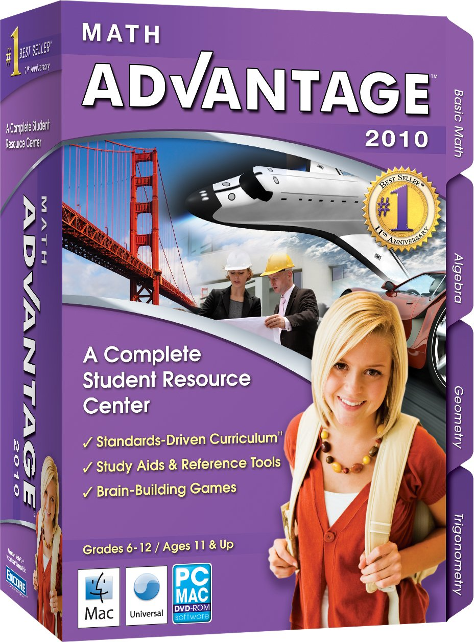 Math Advantage 2010