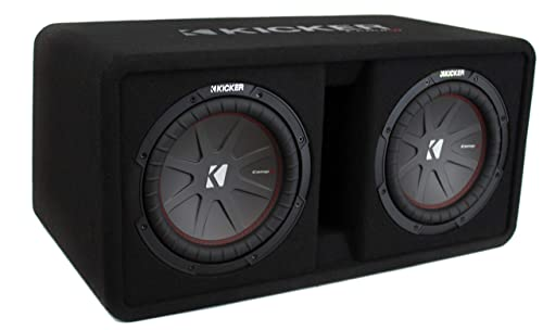 Kicker 10 inch 43DCWR102 Subwoofer review