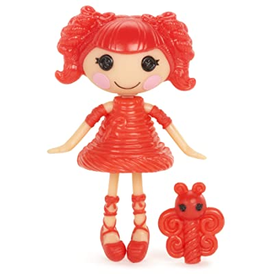 Lalaloopsy Mini Doll - Twist E Twirls: Toys & Games