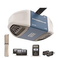 Deals on Chamberlain Ultra-Quiet & Strong Belt Drive Garage Door Opener