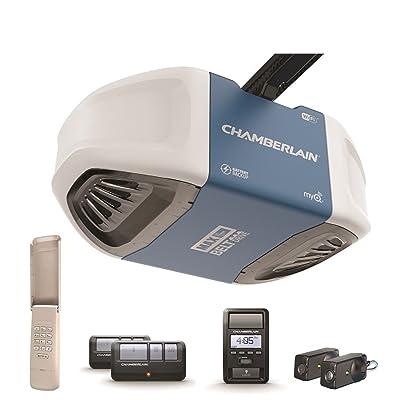 Chamberlain B90 Smartphone – controlled garage door opener