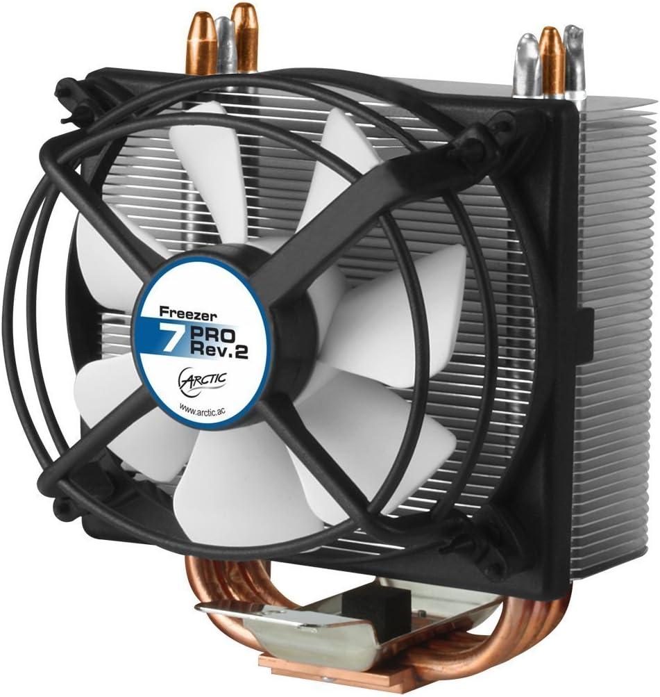 ARCTIC Freezer 7 Pro - Refrigerador CPU multicompatible con ...