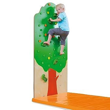 Kletterwand für das Kinderzimmer bauen - Anleitung & Tipps ...