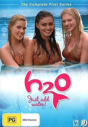 H2O Just Add Water: The Complete First Series 6 Dvd Edizione: Australia Italia: Amazon.es: Claire Holt, Cariba Heine, Phoebe Tonkin, Angus McLaren, Burgess Abernethy, Cleo Massey, Ariu Lang Sio, Jamie Timony, Alan