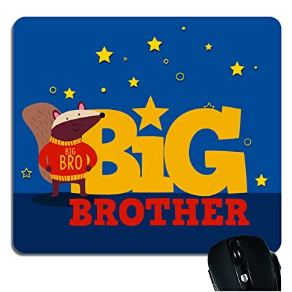 YaYa CafeTM Birthday Gift For Brother Mousepad Amazonin Electronics